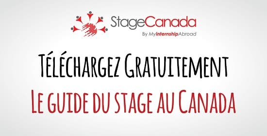 Guide-StageCanada