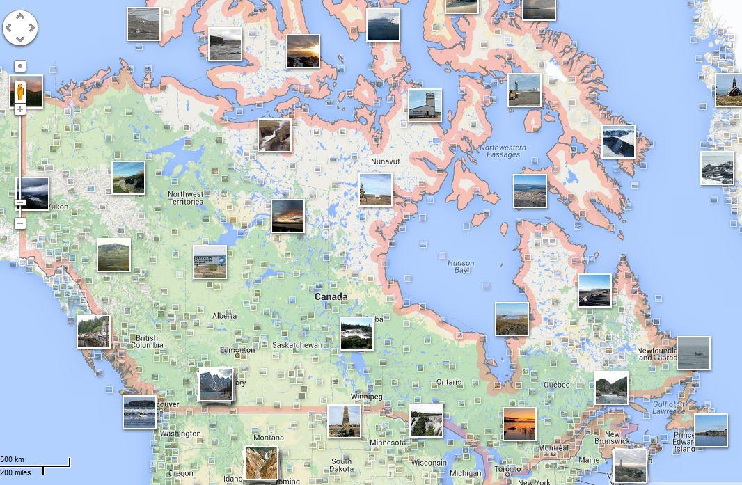 Canada Ou Partir En Stage Ou Vivre Au Canada Quelle Destination