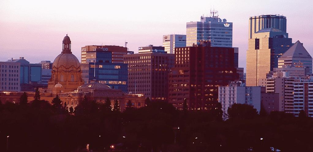 Vivre à Edmonton durant votre stage au Canada