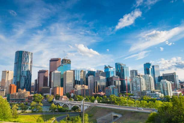 A la découverte de Calgary durant ton stage au Canada !