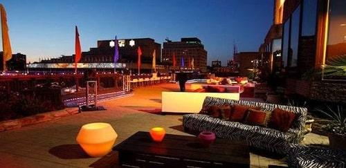 Six Resto Lounge - Montréal