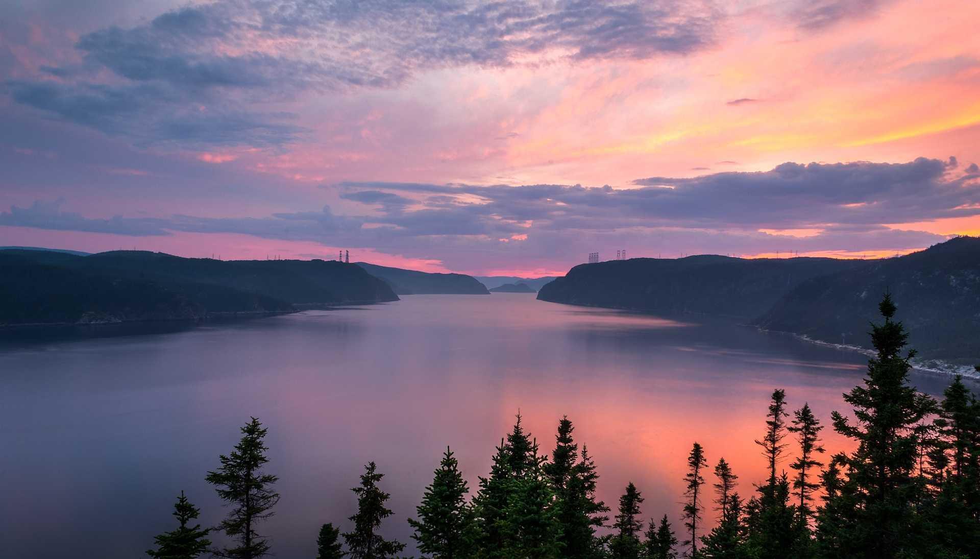 Découvre Saguenay durant ton stage au Canada !
