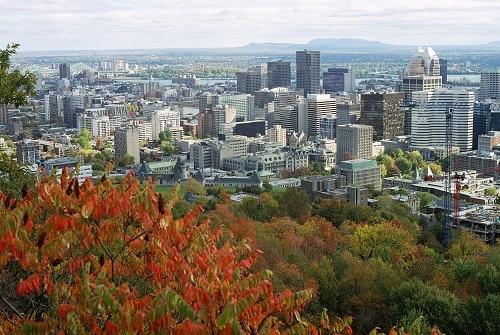 Mont Royal - Montréal