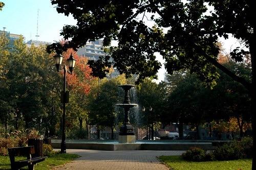 Square Saint-Louis - Montréal