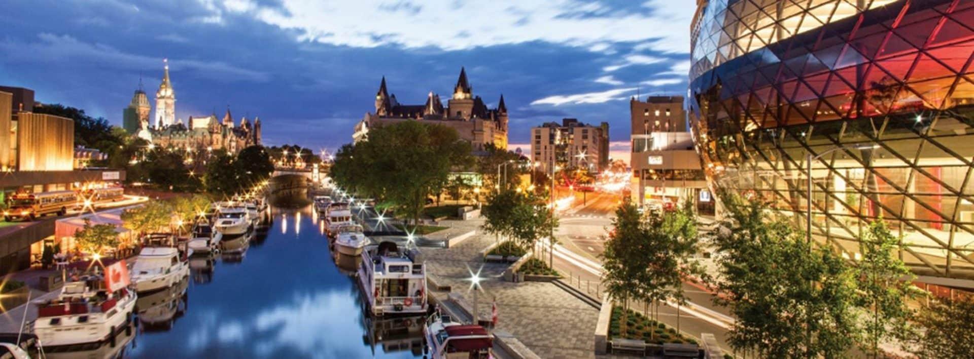 Plus Grande Ville Au Canada