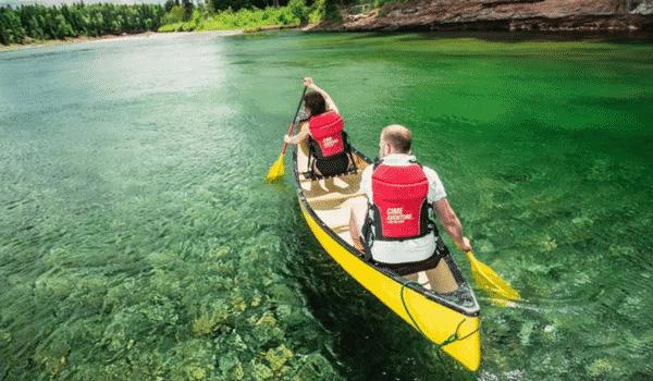 Top 5 des meilleurs spots où faire du kayak au Québec