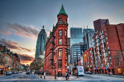 Gooderham Building - Toronto