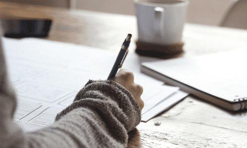 Ecrire une lettre de présentation