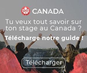 , Trouvez votre stage au Canada